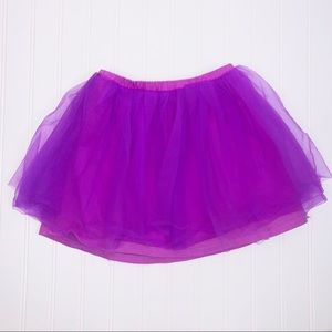 JCREW Girls tutu skirt